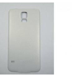 Samsung Galaxy S5 I9600 SM-G900M SM-G900F tapa batería blanc
