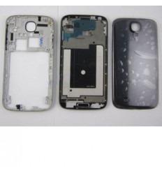 Samsung Galaxy S4 I9505 Carcasa completa negro - azul