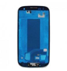 Samsung Galaxy S3 I9305 Marco frontal azul original