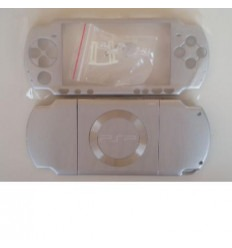Psp 1000 shell silver
