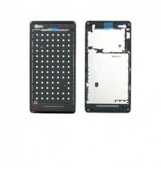 Sony Xperia M C1904 C1905 Carcasa frontal negro original