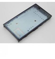 Sony Ericsson Xperia U ST25I carcasa frontal negro