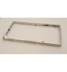 Sony XP Z1 L39H C6902 C6903 C6906 Marco lateral blanco origi