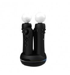 Soporte cargador 4 mandos PlayStation Move