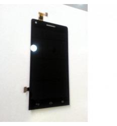 Huawei Ascend G6 Orange Gova pantalla lcd + táctil negro ori
