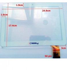 """Pantalla táctil repuesto tablet china 10.1"""" modelo 16"""