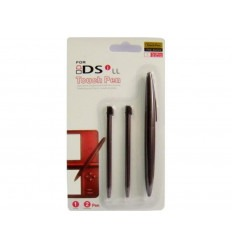 Nintendo DSi XL touch pen brown pack