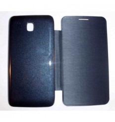 Huawei Ascend Y511 Y516 Y511-T00 U00 Flip cover azul marino