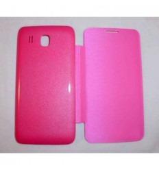 Huawei Ascend Y511 Y516 Y511-T00 U00 Flip cover rosa