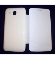 Huawei Ascend Y511 Y516 Y511-T00 U00 Flip cover blanco