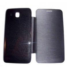 Huawei Ascend Y511 Y516 Y511-T00 U00 Flip cover negro