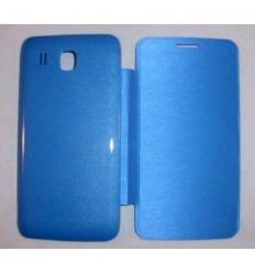 Huawei Ascend Y511 Y516 Y511-T00 U00 Flip cover azul celeste