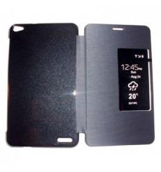 Funda Inteligente S-VIEW Cover negro Mediapad X1 7.0