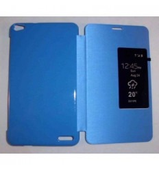 Funda Inteligente S-VIEW Cover azul celeste Mediapad X1 7.0