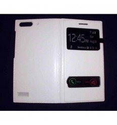 Funda Inteligente S-VIEW Cover Huawei G6 blanco