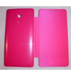 Huawei Ascend Honor Outdoor 3 Flip cover rosa
