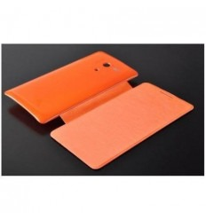 Huawei Ascend Honor Outdoor 3 Flip cover naranja