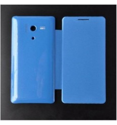 Huawei Ascend Honor Outdoor 3 Flip cover azul celeste
