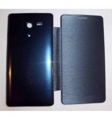 Huawei Ascend Honor Outdoor 3 Flip cover azul marino