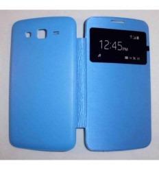 Funda inteligente S-View Cover azul celeste Samsung Galaxy G