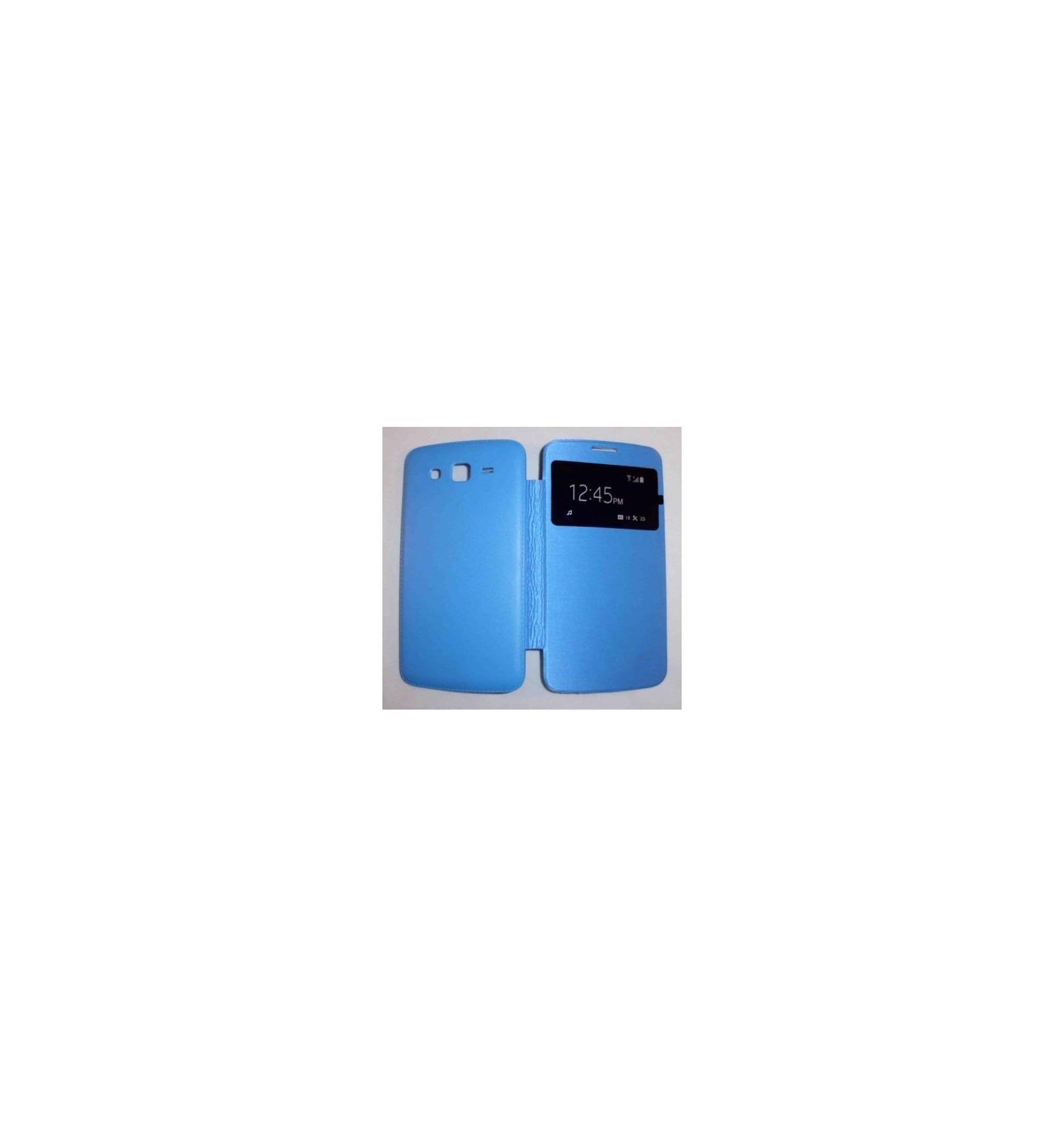 Funda inteligente s view cover azul celeste samsung galaxy g - Comprar funda samsung galaxy s ...
