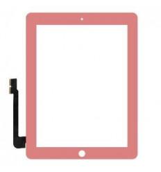 iPad 3 y 4 Pantalla táctil rosa
