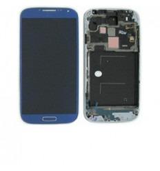 Samsung Galaxy S4 I9505 Lcd + táctil azul + marco original