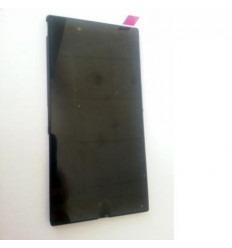 Sony Xperia Z Ultra XL39H C6802 C6806 LCD + Táctil negro + m