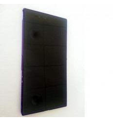 Sony Xperia Z Ultra XL39H C6802 C6806 LCD + Táctil lila + ma