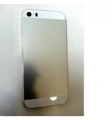 iPhone 5S Carcasa central + Tapa batería blanco