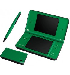 Nintendo DSi XL shell green