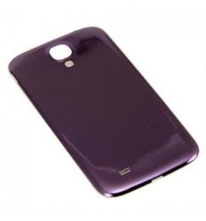 Samsung Galaxy S4 I9500 I9505 Tapa batería Lila