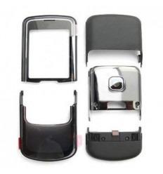 Nokia 8600 carcasa completa negro