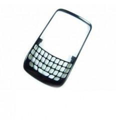 Blackberry 8520 carcasa frontal negro
