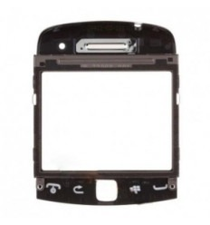 Blackberry 9360 carcasa frontal + cristal negro original
