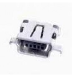 Blackberry 9000 Conector de carga mini usb original