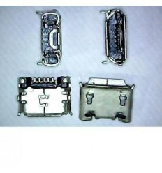 Conector de carga micro usb 5 pin generico