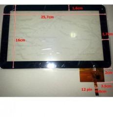 """Pantalla táctil repuesto tablet china 10.1"""" modelo 17"""