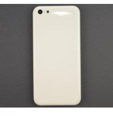 iPhone 5C Carcasa central + Tapa batería blanco original