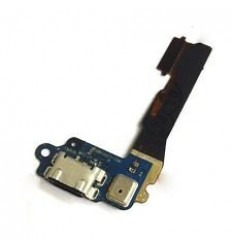 HTC One Mini M4 601E flex conector de carga micro usb origin