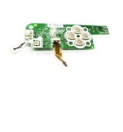 Placa botones direccion y encendido Nintendo DSi XL