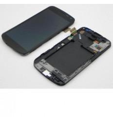Samsung Galaxy I9250 Nexus Pantalla lcd +Táctil + Marco orig