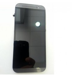 Htc one M8 original black display lcd with touch screen with