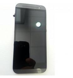 Htc One M8 pantalla lcd + táctil + marco negro original