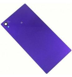 Sony XP Z1 L39H Tapa batería lila con NFC