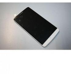 LG G3 D855 pantalla lcd + táctil blanco + marco original