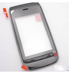 Nokia Asha 308 309 310 Pantalla táctil + marco negro
