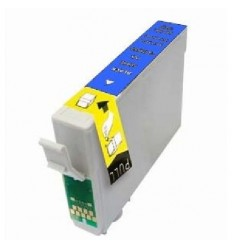 Epson recicled Cartridge T0712 Cyan