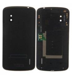 LG E960 Nexus 4 tapa batería negro con NFC