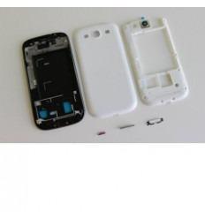 Samsung Galaxy S3 i9300 carcasa completa blanco